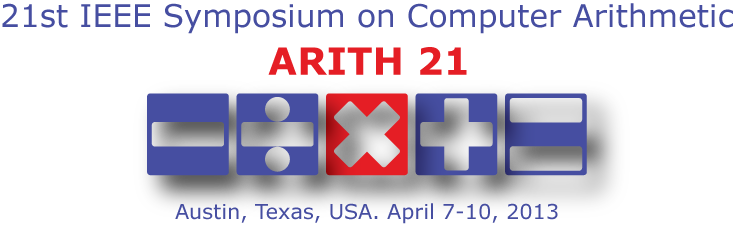 ARITH21 logo